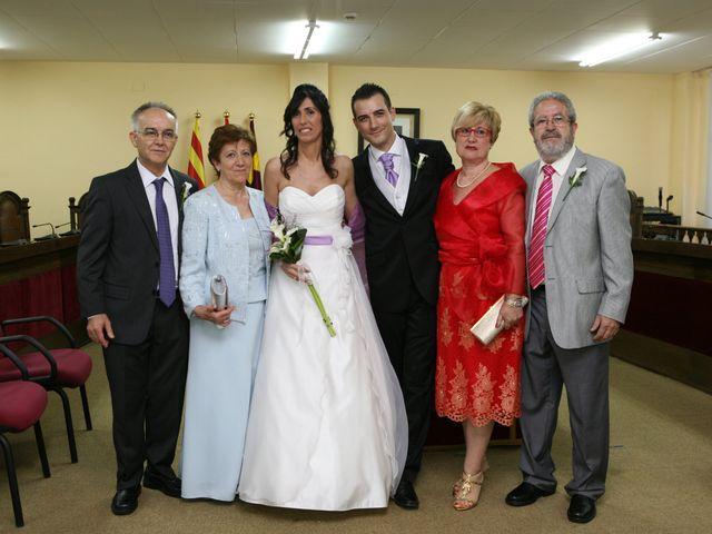 La boda de Yolanda y Antonio en Sant Adria De Besos, Barcelona 29
