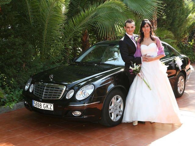 La boda de Yolanda y Antonio en Sant Adria De Besos, Barcelona 30