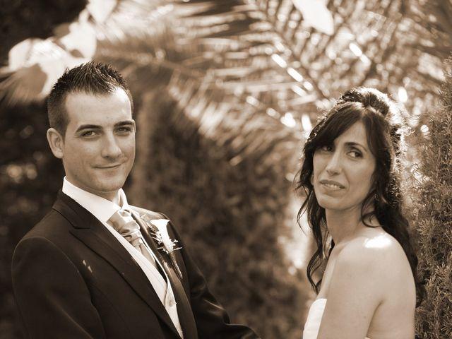 La boda de Yolanda y Antonio en Sant Adria De Besos, Barcelona 34
