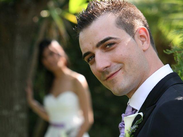 La boda de Yolanda y Antonio en Sant Adria De Besos, Barcelona 35