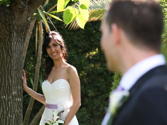 La boda de Yolanda y Antonio en Sant Adria De Besos, Barcelona 36