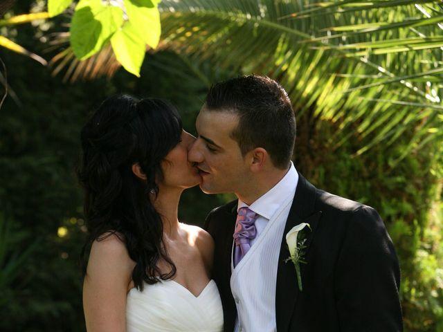 La boda de Yolanda y Antonio en Sant Adria De Besos, Barcelona 37