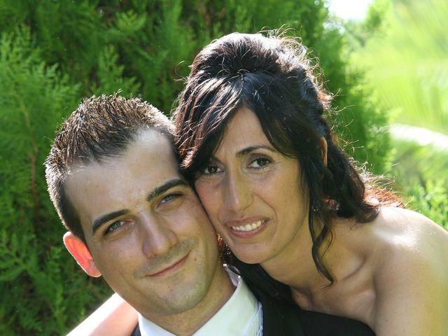 La boda de Yolanda y Antonio en Sant Adria De Besos, Barcelona 40