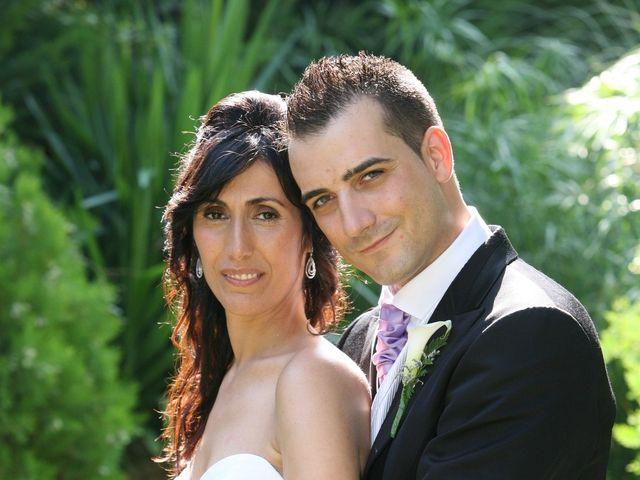 La boda de Yolanda y Antonio en Sant Adria De Besos, Barcelona 42