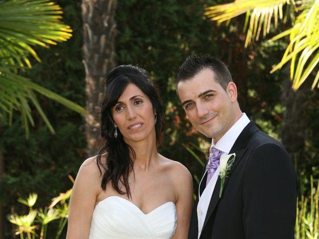 La boda de Yolanda y Antonio en Sant Adria De Besos, Barcelona 43
