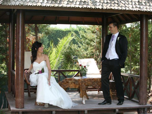 La boda de Yolanda y Antonio en Sant Adria De Besos, Barcelona 46