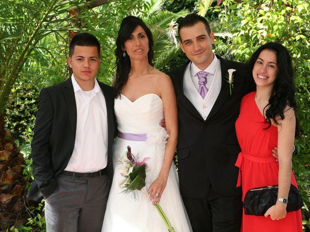 La boda de Yolanda y Antonio en Sant Adria De Besos, Barcelona 48