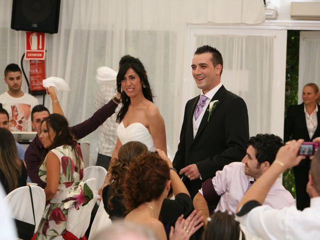 La boda de Yolanda y Antonio en Sant Adria De Besos, Barcelona 49