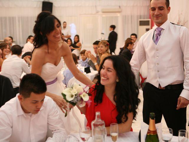 La boda de Yolanda y Antonio en Sant Adria De Besos, Barcelona 54