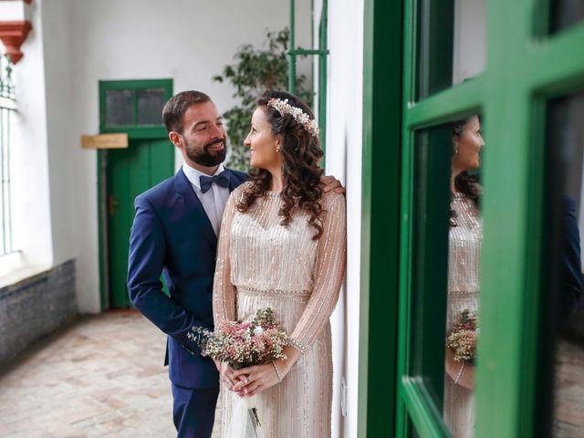 La boda de Daniel y Inma en Sevilla, Sevilla 7