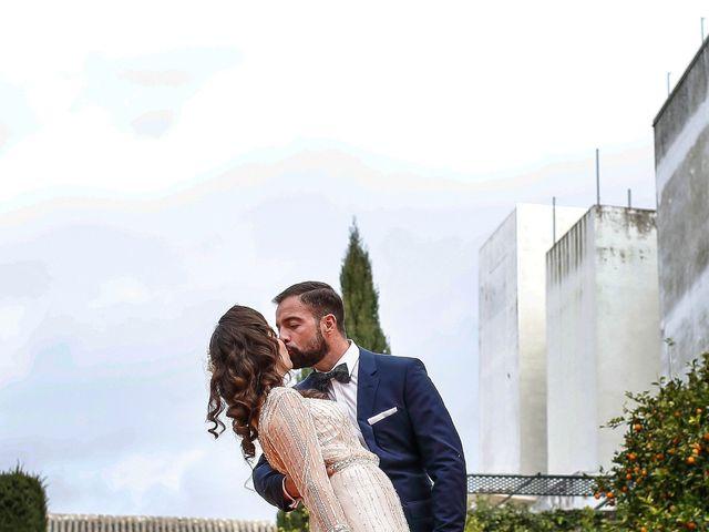 La boda de Daniel y Inma en Sevilla, Sevilla 2