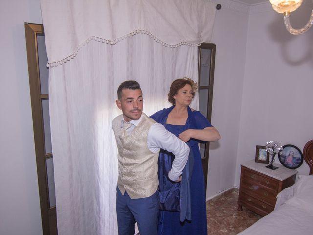 La boda de Marcos y Elizabeth en Alcala Del Valle, Cádiz 9