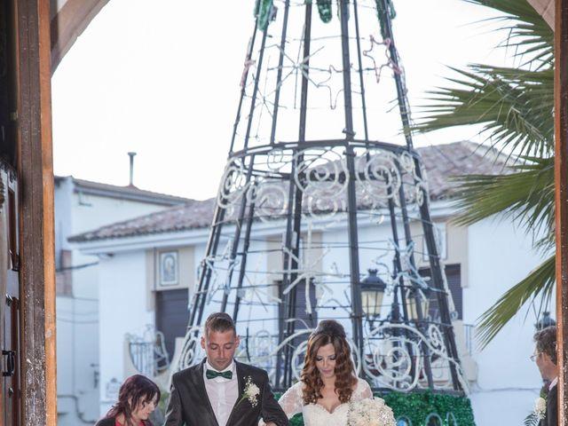 La boda de Marcos y Elizabeth en Alcala Del Valle, Cádiz 13