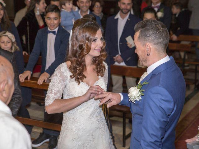 La boda de Marcos y Elizabeth en Alcala Del Valle, Cádiz 15