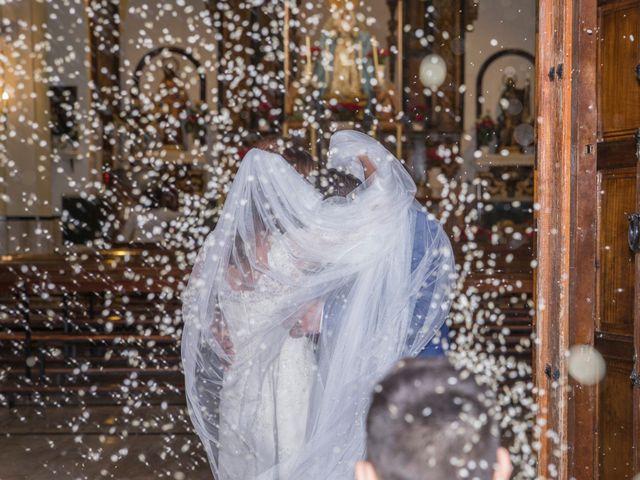 La boda de Marcos y Elizabeth en Alcala Del Valle, Cádiz 16