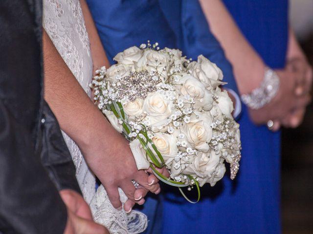 La boda de Marcos y Elizabeth en Alcala Del Valle, Cádiz 17
