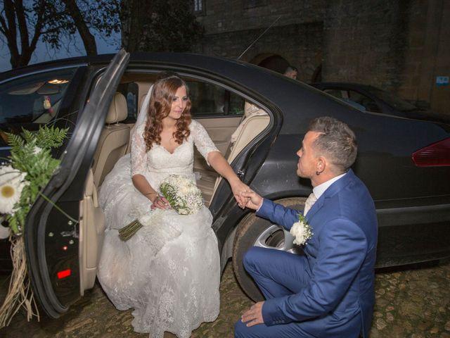 La boda de Marcos y Elizabeth en Alcala Del Valle, Cádiz 19