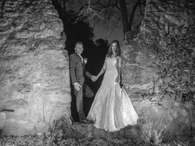 La boda de Marcos y Elizabeth en Alcala Del Valle, Cádiz 22
