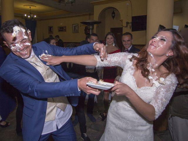 La boda de Marcos y Elizabeth en Alcala Del Valle, Cádiz 23