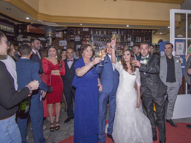La boda de Marcos y Elizabeth en Alcala Del Valle, Cádiz 24