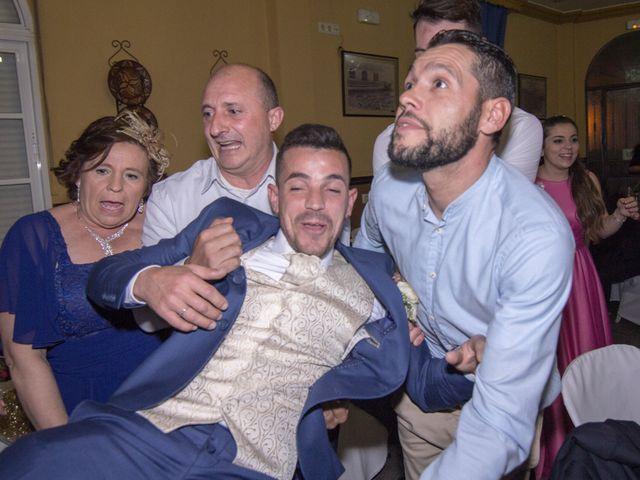 La boda de Marcos y Elizabeth en Alcala Del Valle, Cádiz 27