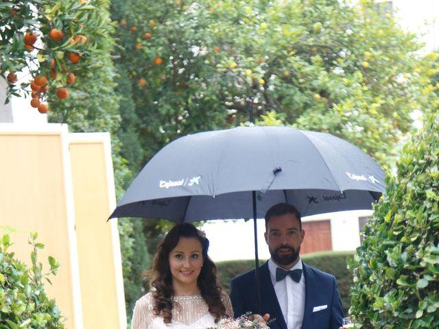 La boda de Daniel y Inma en Sevilla, Sevilla 15
