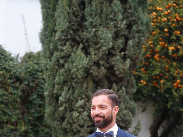 La boda de Daniel y Inma en Sevilla, Sevilla 16