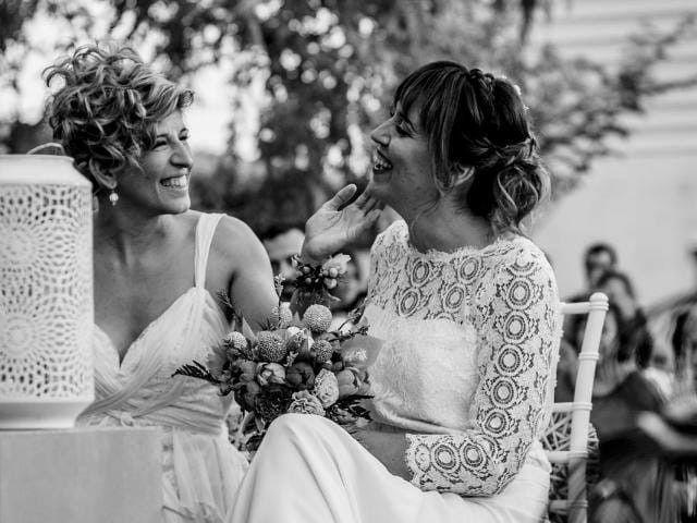 La boda de Tania y María en Dilar, Granada 6