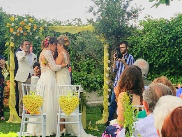 La boda de Tania y María en Dilar, Granada 13