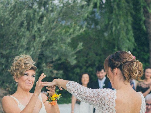 La boda de Tania y María en Dilar, Granada 1