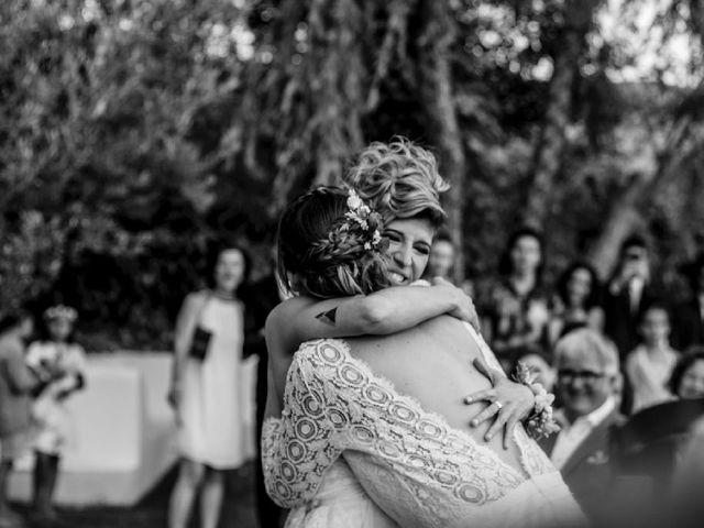 La boda de María y Tania