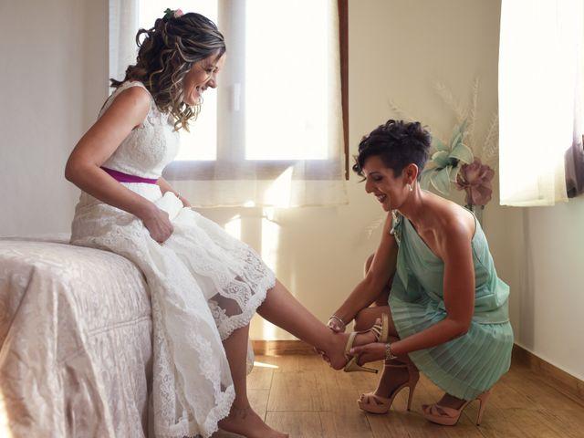 La boda de Carlos y Juani en Miramar, Valencia 8