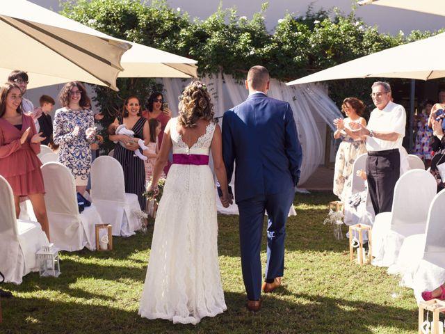 La boda de Carlos y Juani en Miramar, Valencia 12