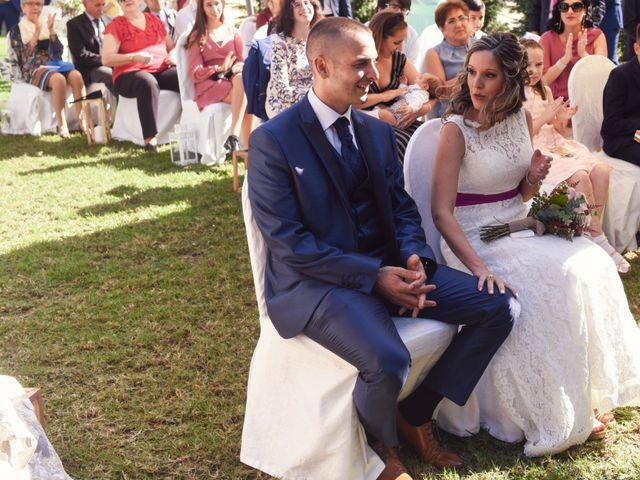 La boda de Carlos y Juani en Miramar, Valencia 13