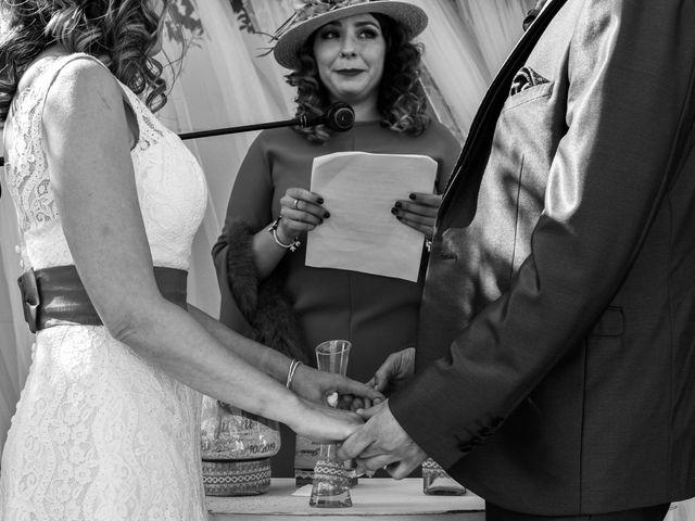 La boda de Carlos y Juani en Miramar, Valencia 15