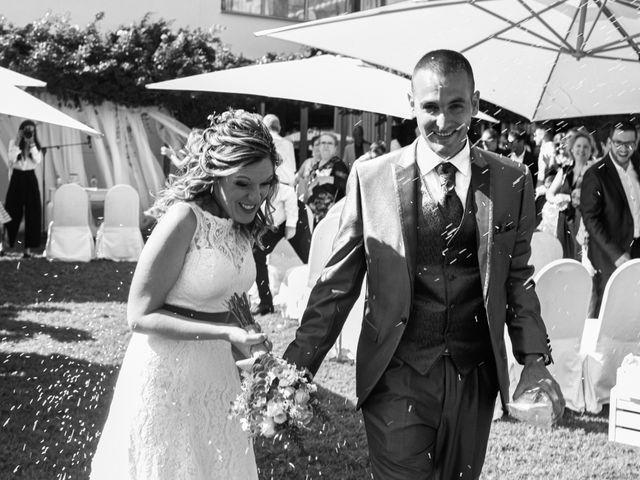 La boda de Carlos y Juani en Miramar, Valencia 16