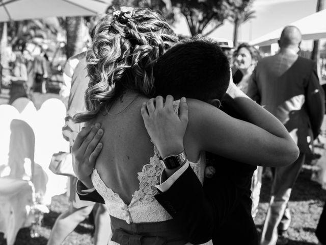 La boda de Carlos y Juani en Miramar, Valencia 17