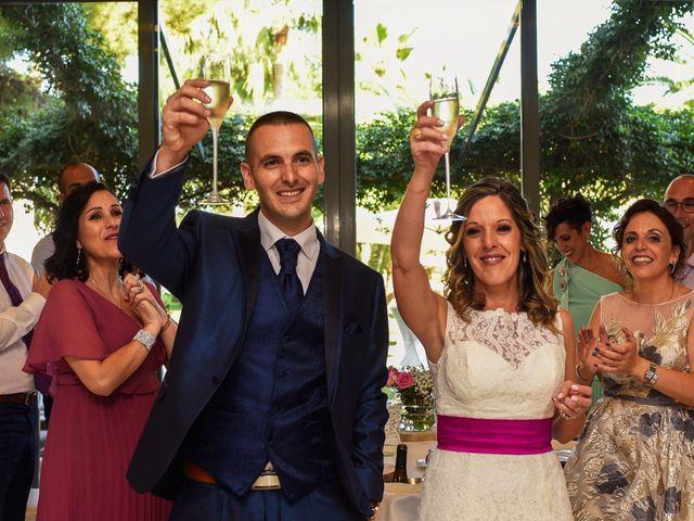 La boda de Carlos y Juani en Miramar, Valencia 18