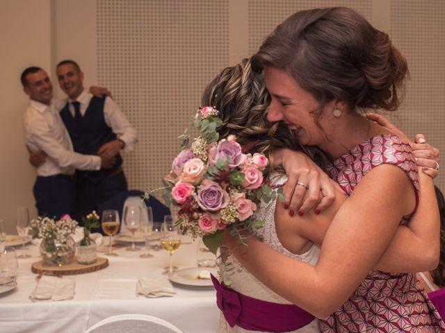 La boda de Carlos y Juani en Miramar, Valencia 19