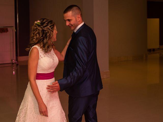 La boda de Carlos y Juani en Miramar, Valencia 20