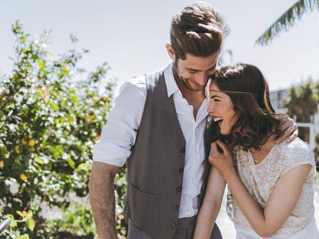 La boda de Helena y Matthieu
