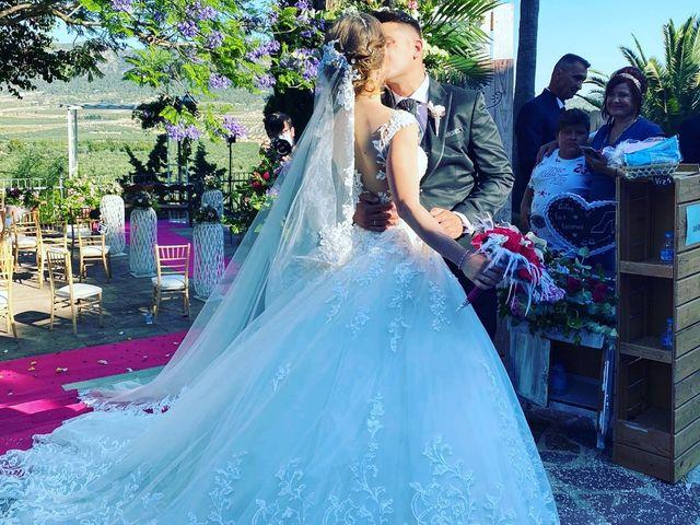 La boda de Klaudia y Lander