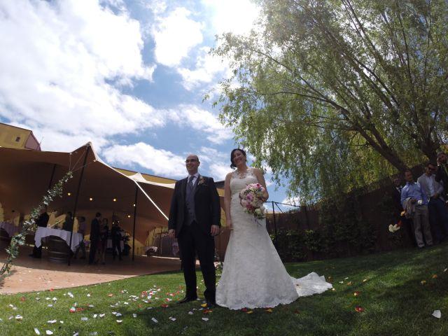 La boda de Davinia y Sergio