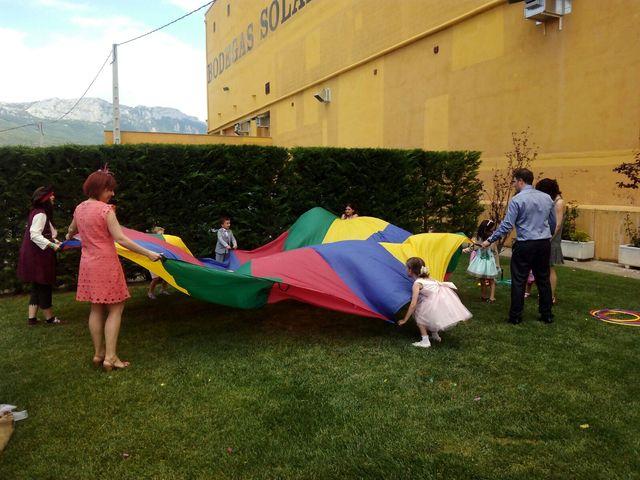 La boda de Sergio y Davinia en Laguardia, Álava 5