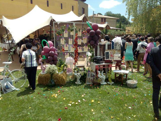 La boda de Sergio y Davinia en Laguardia, Álava 6