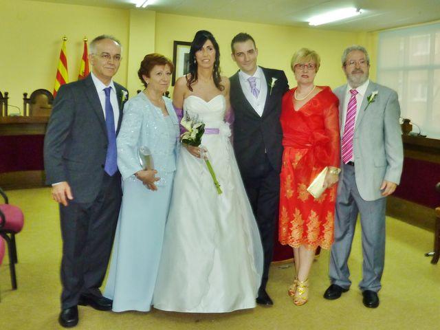 La boda de Yolanda y Antonio en Sant Adria De Besos, Barcelona 4