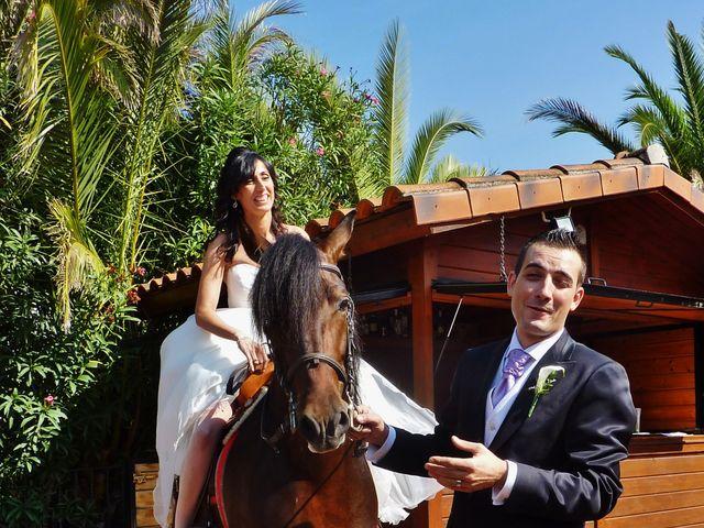 La boda de Yolanda y Antonio en Sant Adria De Besos, Barcelona 6