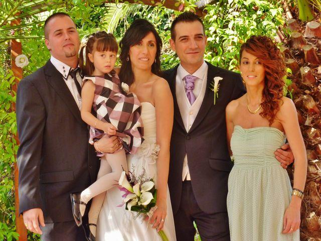 La boda de Yolanda y Antonio en Sant Adria De Besos, Barcelona 7