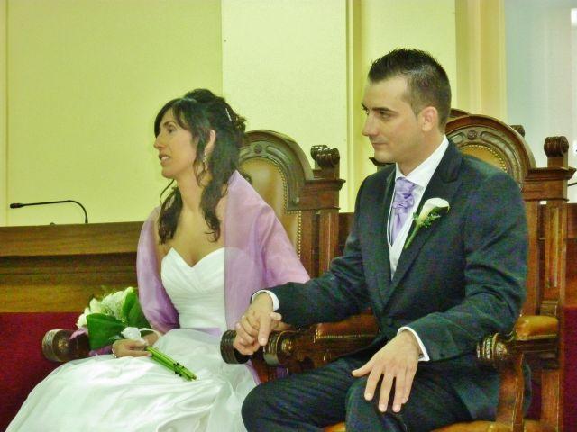 La boda de Yolanda y Antonio en Sant Adria De Besos, Barcelona 8