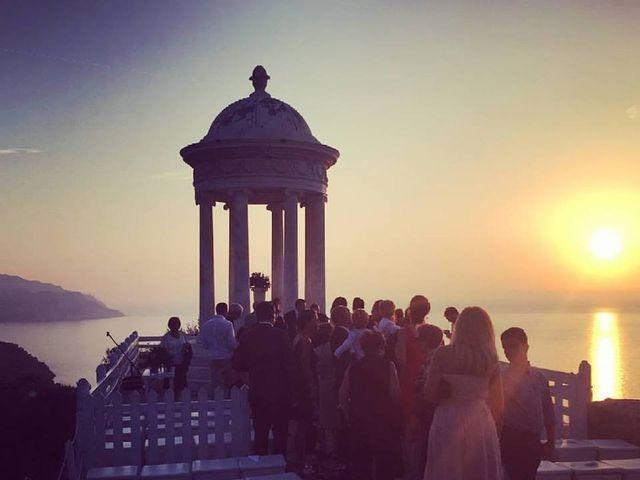 La boda de Tomeu y Marina  en Deià, Islas Baleares 5